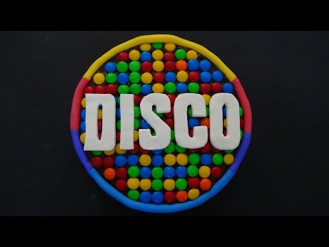 how to make disco cake