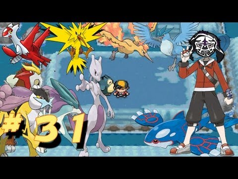 Let's Play Pokemon Heart Gold Part 31 (Catching all the Legendaries)