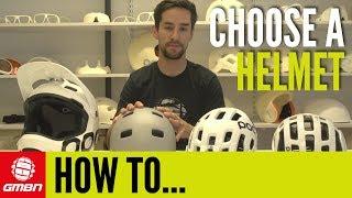 How To Choose A Mountain Bike Helmet