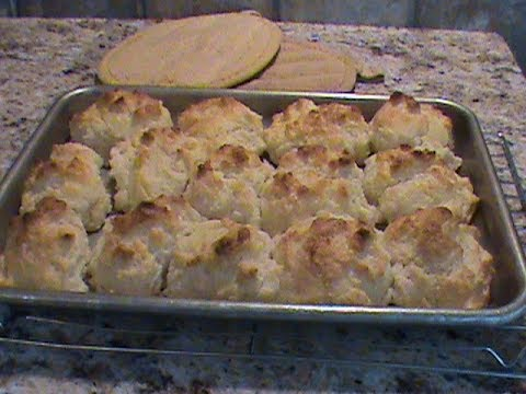 Drop Biscuits Anyone Can Make