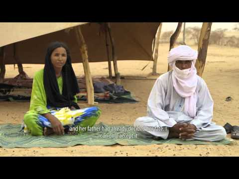 Delaying Early Marriage in Niger