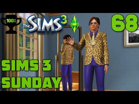 Business meetings for the Vice President - Sims Sunday Ep. 68 [Completionist Sims 3 Playthrough]