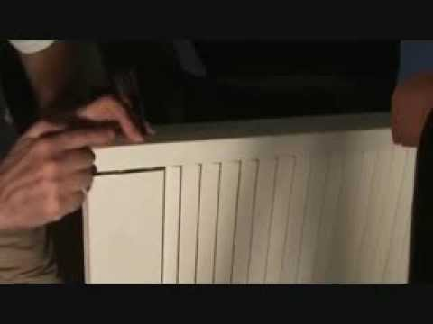 How to repair a bifold louvered door...Part 1
