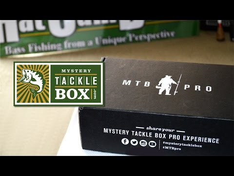 Mystery Tackle Box PRO - February Unboxing
