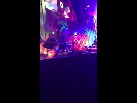 EDC 2013 Main Stage Press View for Armin Van Buren Live