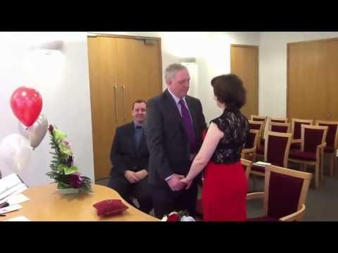 Tim and Yulya wedding ceremony