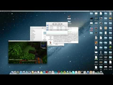 How To Run A Tekkit Server On Mac 3.1.3 Without Himachi (Video Tutorial w/ Voice)