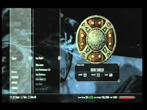 Skyrim: Secret Treasure (Hidden)- killing a dragon, new capture card test!!!!