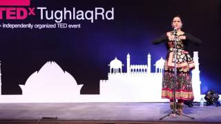 Mathematics in Kathak | Rani Khanam | TEDxTughlaqRd