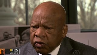 Rep. John Lewis on standing together with Dr. Martin Luther King Jr.