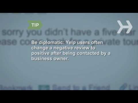 How to Use Yelp for Business Owners