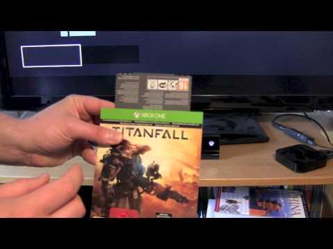 Xbox One Titanfall Edition Code einlösen und Download