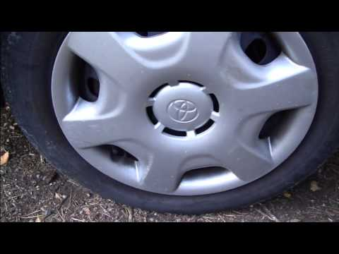 How to hear ball joint damage noise using ears. Toyota Corolla. Years 1995 to 2007.
