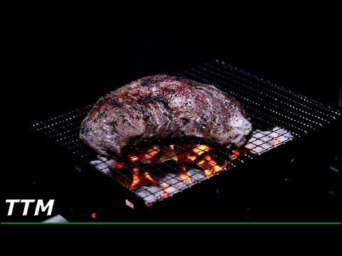 Tri-Tip on the Portable Charcoal Grill