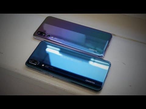 Huawei P20 Pro / P20 Hands-on - Woah 40 Megapixels!