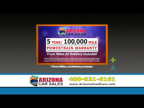 30 Second TV Ad- Arizona Car Sales in Mesa Arizona!