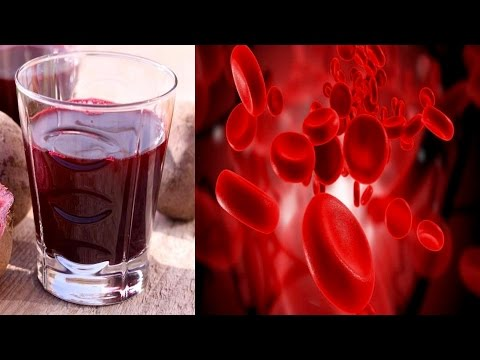 The Powerful Benefits of Beet Juice For Healthy Blood