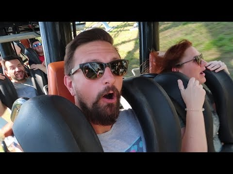 Bricktastic Day At LEGOland Florida | VR Coaster Fail, Double Decker Carousel & Water Park!