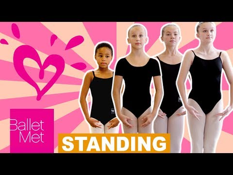 HOW TO STAND FOR BALLET 💗 JUSTICE