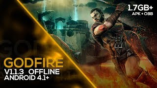 godfire rise of prometheus apk requirements