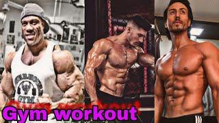 Trending Gym workout tik tok videoes#fitness 9 | Viral tik tok videoes | tiktok india