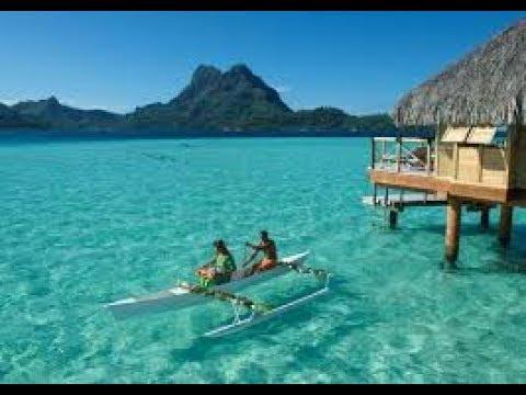 Moorea French Polynesia   The Magical island in Ultra 4k