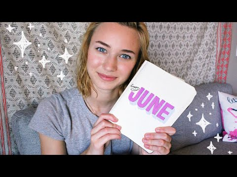 Plan With Me! June | Bullet Journal Set-Up Ideas