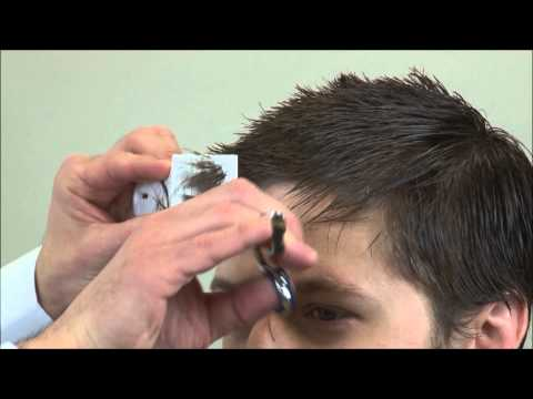 Princeton Hairstyle – Ivy League Haircut – James Bond Hairstyle - Part 1