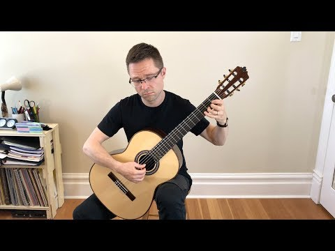 Lesson & Free PDF: Prelude BWV1007 by Bach for Classical Guitar