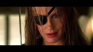 Kill Bill - Volume 2: Beatrix (Black Mamba) Vs Elle (California Mountain Snake)