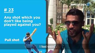 25 Questions with Mohammad Amir |