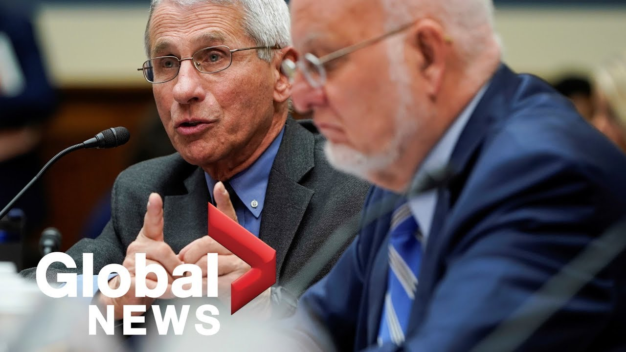 "Coronavirus outbreak: U.S. health official tells Congress that epidemic ""will get worse"" | FULL"