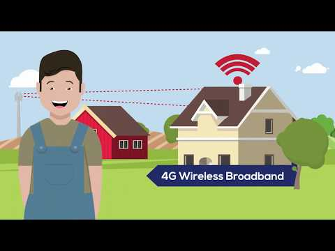 How To Get Connected To Rural RBI Wireless Broadband