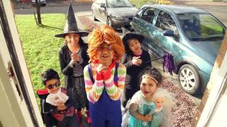 Desi trick or treat | Rahim Pardesi