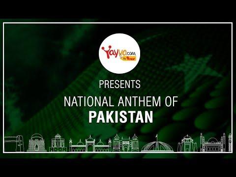 National Anthem of Pakistan (قومی ترانہ) - Yayvo.com