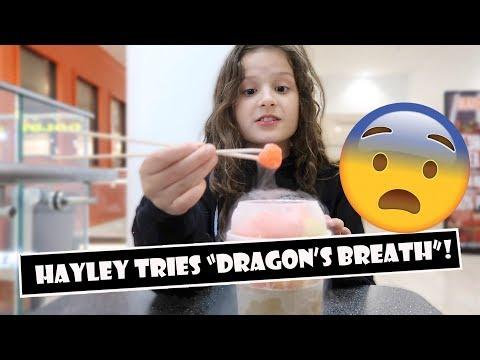 Hayley Tries