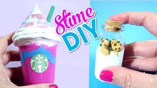 Download 4 AMAZING DIYs FOR KIDS To Do When You're BORED! 4 Quick and Easy Ways To Make Slime Without borax Video