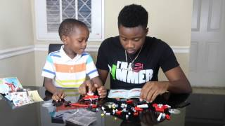 Building An Epic LEGO Helicopter