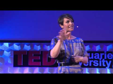 Eat for real change | Dr Joanna McMillan | TEDxMacquarieUniversity