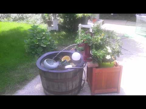 Final revision Whiskey Barrel Fountain