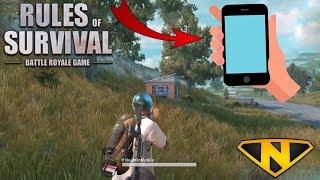 Noah Plays Mobile!? (Rules of Survival: Battle Royale #84)