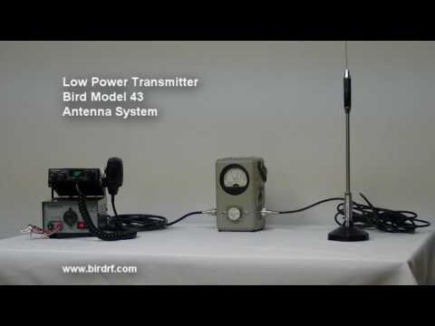 How to Measure a Transmitter and VSWR with a Power Meter