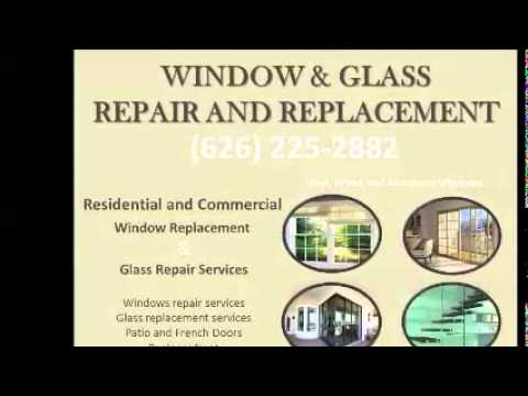 WINDOW | WINDOW REPAIR (424) 210-5855 Window Replacement Services West Covina, CA