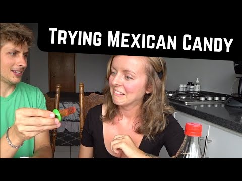#98. Trying Mexican Candies for the First Time 🍭🍫