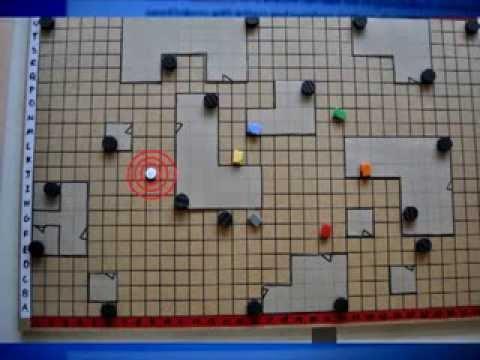 Slender man board game