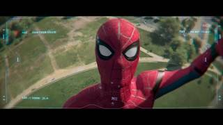 Spider-Man: Homecoming - Washington Monument Elevator