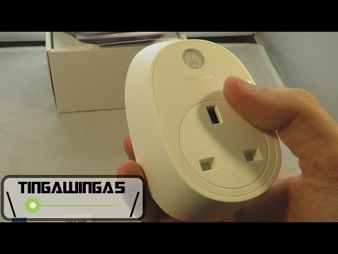 How To Setup TP-Link Wi-Fi Smart Plug