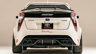 2017 Prius G Extreme - Modified Toyota Prius | Toyota Prius 2017 Boss Status - 2017 Toyota Prius