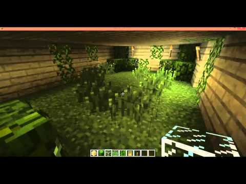 how to build a easy and fantastic ocelot home (minecraft)