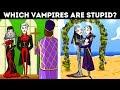 Vampire Riddles Logic Puzzles Thatll Improve Your Brain